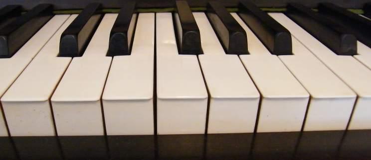 tastiera d avorio nel pianoforte perch migliore
