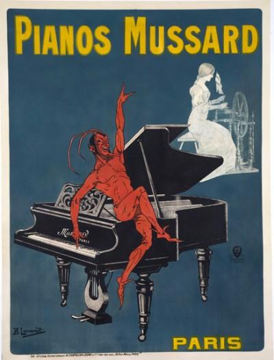 piano mussard parigi