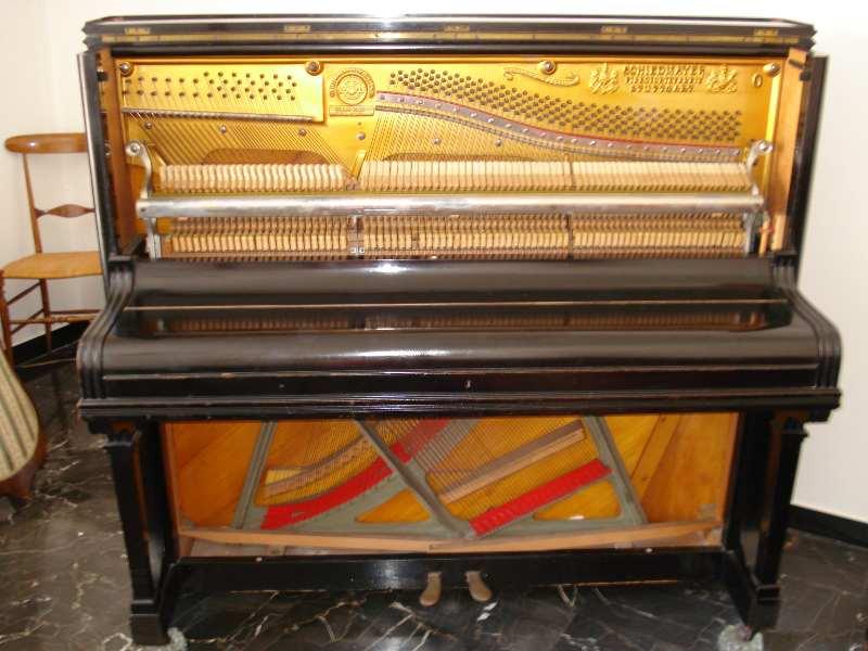 Hertzapoppin – Pianoforte verticale Shiedmayer & Soehne | Hertzapoppin