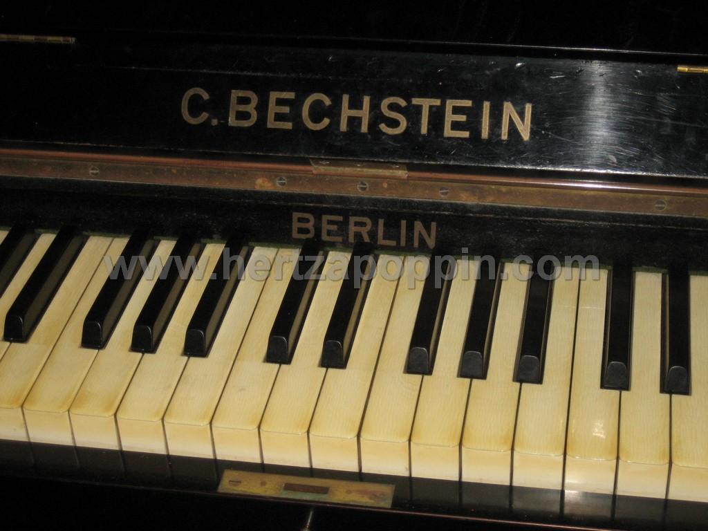 Datazione Bechstein Pianoforti